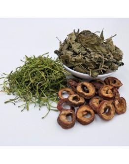 桑葉山楂茶