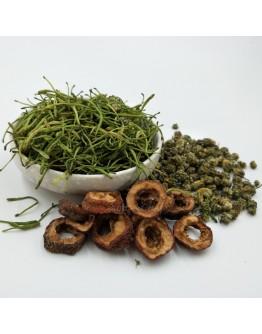 金銀菊花茶