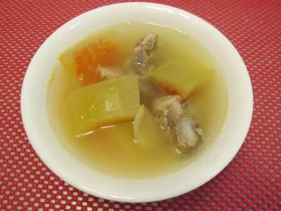 西瓜皮排骨湯